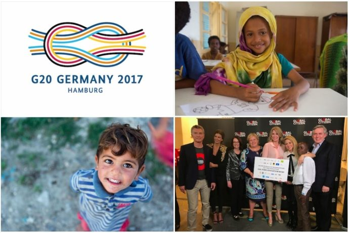 G20 summit live: big moment for education as world leaders meet in Germany