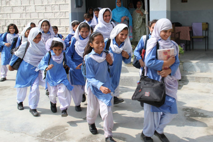 """Why is Pakistan facing a crisis in girls' education?"""