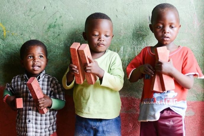 """""""If early childhood development is a priority, a lot of things can happen"""""""