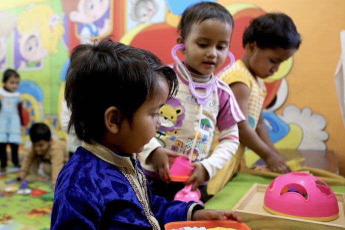Indian state encouraged by success of pre-primary classes in every school