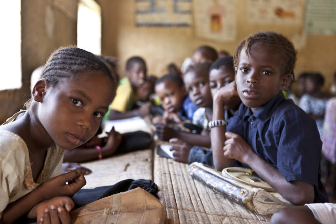 2000 children stop going to school in Mali after jihadist threats