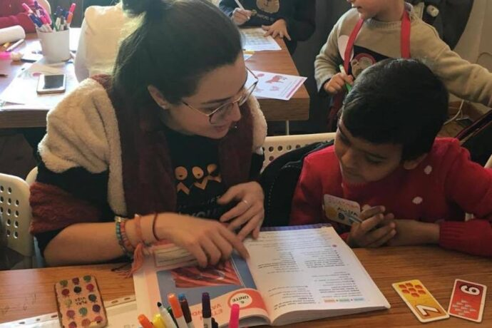Refugee trauma programme named as finalist in global education awards