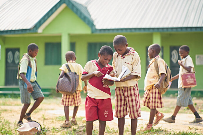 Five things you need to know this week about global education