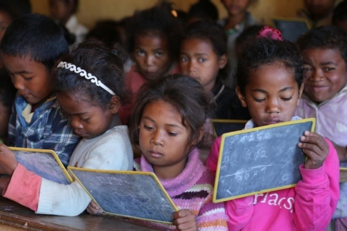 REACT platform launched to deliver education to children in conflicts and disasters