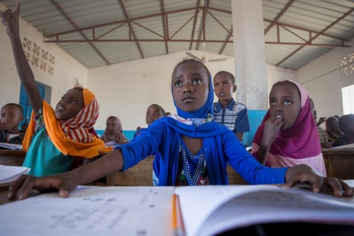 Global forum offers hope of real action on refugee education crisis