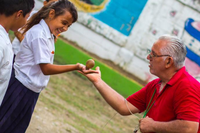 Safe Schools: Fighting back against gang violence to make children safer in Central America