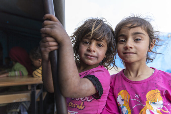 Dismay as world leaders fail to keep promise on Syrian refugee education