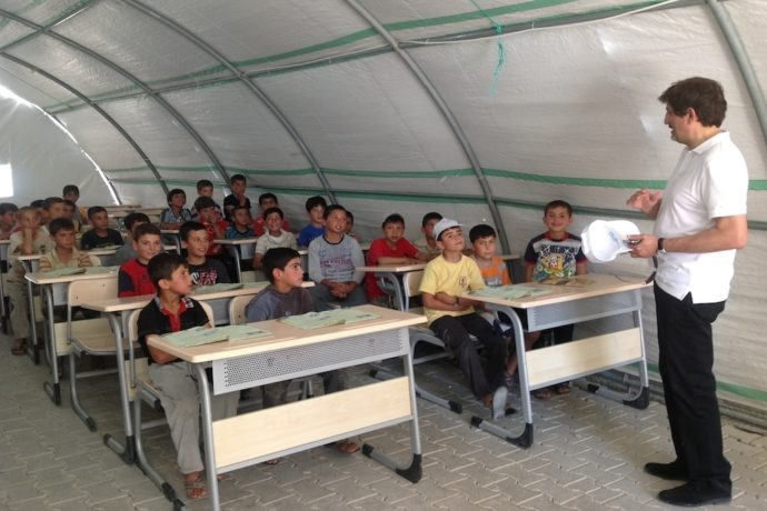 EU to increase its aid spending on education in emergencies