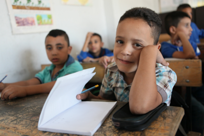 Belgium to the rescue after US slashes funding for Palestinian schooling