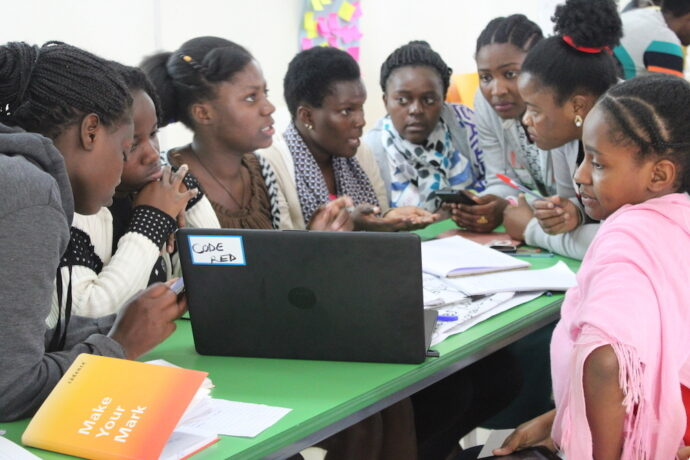 Covid-19 response delivers health advice and home learning to girls and young women in Uganda