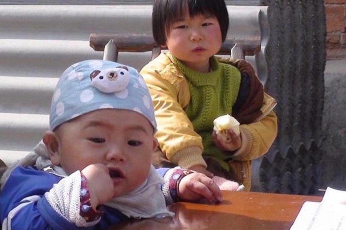 How early care centres could help to stop rural Chinese children dropping out of school