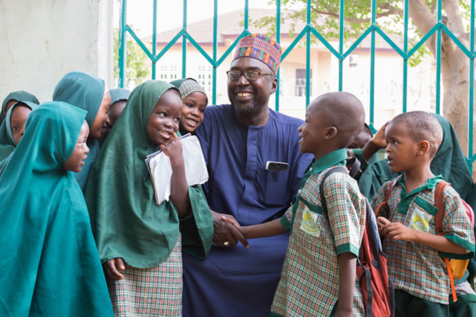 UN refugee award for Nigerian schools founder who helped to free Chibok girls