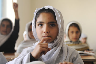 Changing attitudes is key to getting more Afghan girls in school