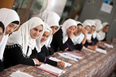 How the Afghan authorities could get thousands of girls back into school