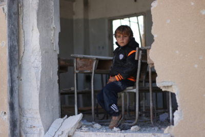 Killed, injured and forced to fight: 2016 was the deadliest year for Syria's children