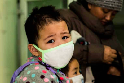Mongolian children latest to be hit as air pollution affects health and education