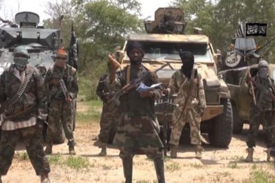 Girls and teachers escape as Boko Haram gunmen attack Nigerian school