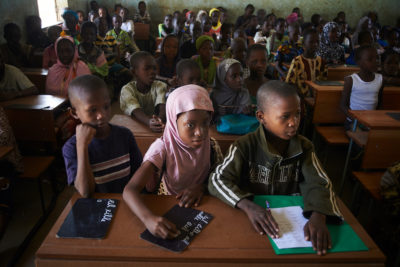 Teachers' security fears leave thousands of children out of school in Burkina Faso
