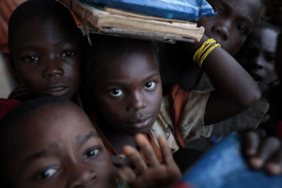 War in Central African Republic leaves 'sacrificed' generation out of school