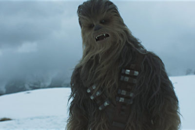 May the roars be with you: Star Wars hero Chewbacca helps vulnerable children