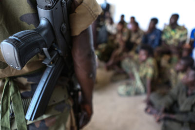 10 countries where child soldiers are still recruited in armed conflicts