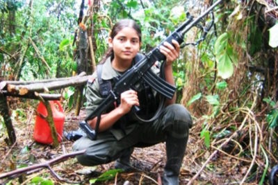 What next for Colombia's child soldiers when the 50-year conflict finally ends?