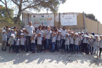 UN anger as Israel tears down preschool for Palestinian children