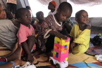 Day of hope as international donors pledge to help millions of children into school