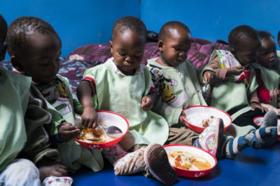 As millions need urgent food aid, why nutrition for young children is also a long-term crisis
