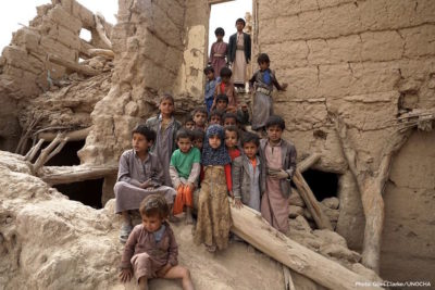 """Yemen war has destroyed schools and forced teachers to work without pay for years"""