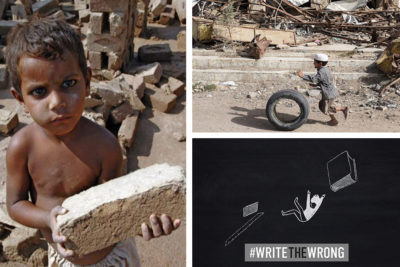 #WriteTheWrong: 18 reasons why 260m children are out of school in 2018