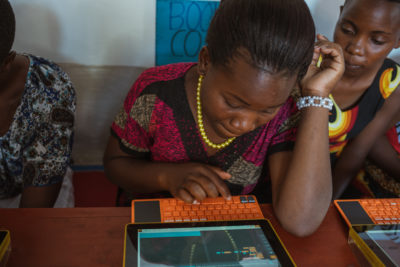 Theirworld to launch Code Clubs for girls in Zimbabwe