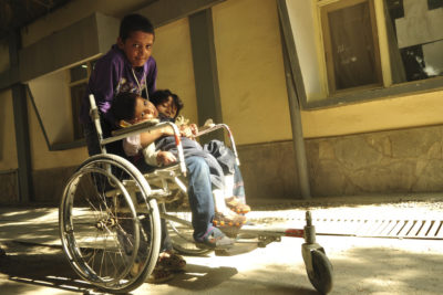 Focus on inclusive education as UK launches global disabilities strategy