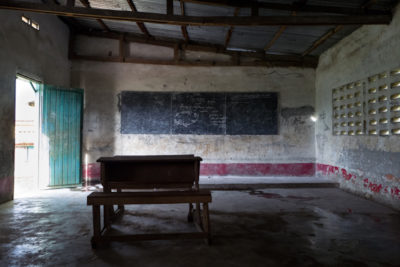 150,000 children out of school as violence rocks DR Congo region