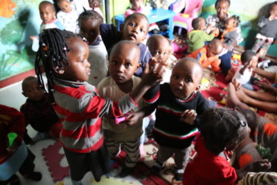 Millions of African children missing out on crucial preschool education