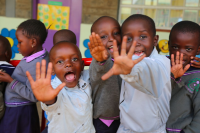 """Our school has 420 children who are vulnerable or disabled from Nairobi slums"""