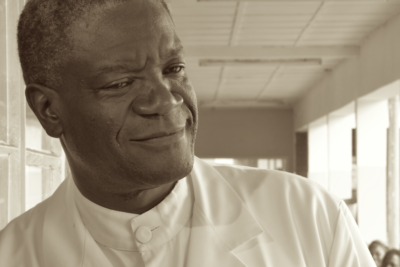 Nobel Peace Prize winner Dr Denis Mukwege interview special