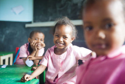 Young children impacted by AIDS need crucial education and support