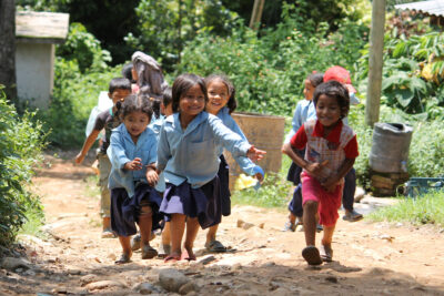 Theirworld calls for action to unlock early years education for millions of disadvantaged children