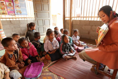 Many aid donors talk up pre-primary education but fail to deliver the funding