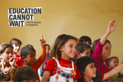 """If we could get everyone to focus on education, we could solve the world's problems"""