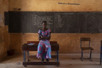 Funding programme to help 600,000 children into school in Mali