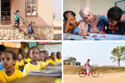 From free bikes for schoolgirls to early learning projects: what countries are doing to #WriteTheWrong