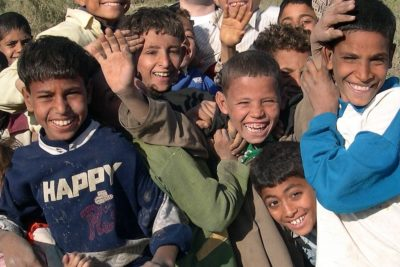 Struggle to help Egypt's street children into a better life