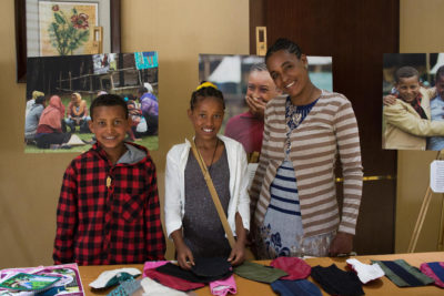 Menstruation clubs break taboos and keep Ethiopian girls in school