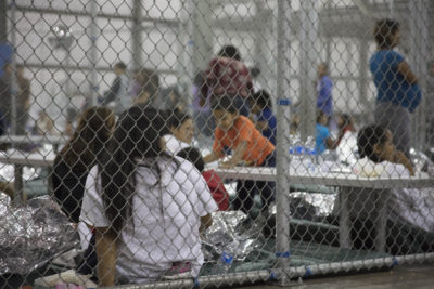 Outcry over trauma of children separated from their parents at the US border