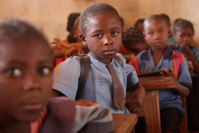 Big moment for donors and developing nations to increase their investment in education