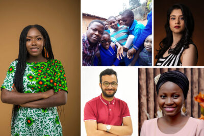 How our inspiring Global Youth Ambassadors are working to end the education crisis
