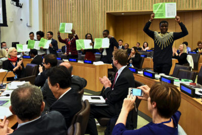 International Youth Day: how our Global Youth Ambassadors are making a difference