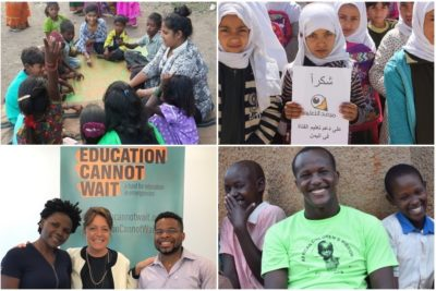 2017: an inspiring year of campaigning for children's rights by our Global Youth Ambassadors